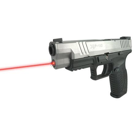 Lasermax springfield armory xdm 635 nm red guide rod laser | academy.