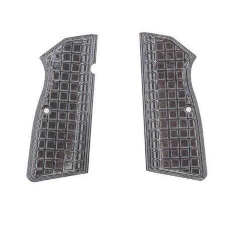 Pachmayr G10 Gray//Black Grappler Grips for Browning Hi Power Pistols 61271