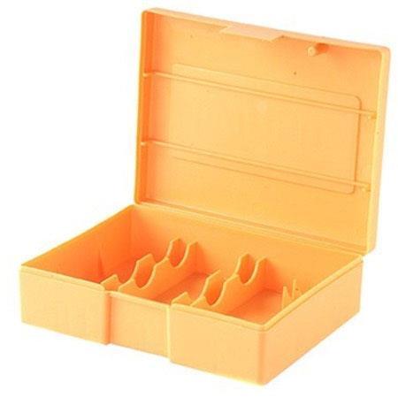 Lyman Die Storage Box Holds Three Die Set Orange Plastic  sc 1 st  Adorama & Lyman Die Storage Box Holds Three Die Set Orange Plastic 7980399