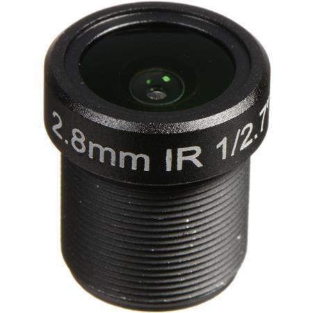Marshall Electronics 6.0mm F2.0 M12 3.0MP IR Lens for CV502-WPMB//WPM Camera