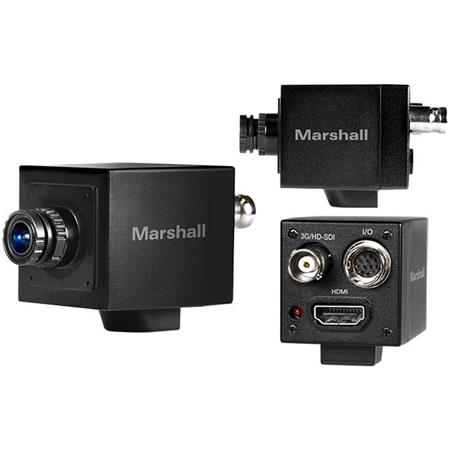 Marshall Electronics CV505 M 3G SDI HDMI Camera With 37mm Lens 25