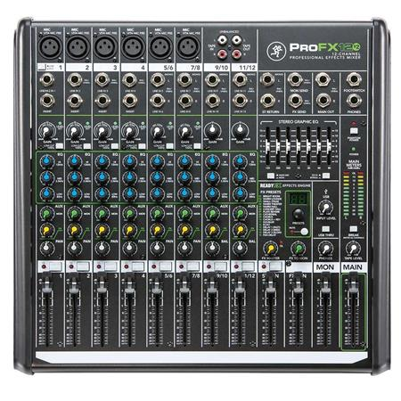 Mackie 12-Ch. Professional FX Mixer