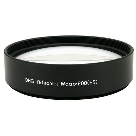 Marumi DHG Achromat Macro 200 5 55mm Close Up Lens Filter