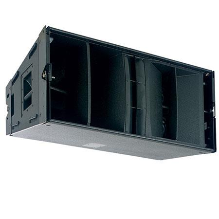 Martin Audio W8LCD Compact High Performance Three-Way Line Array Enclosure,  4000W LF/800W MF/400W HF Peak Power, 60Hz-18kHz Frequency, 8 Ohms LF/MF/HF