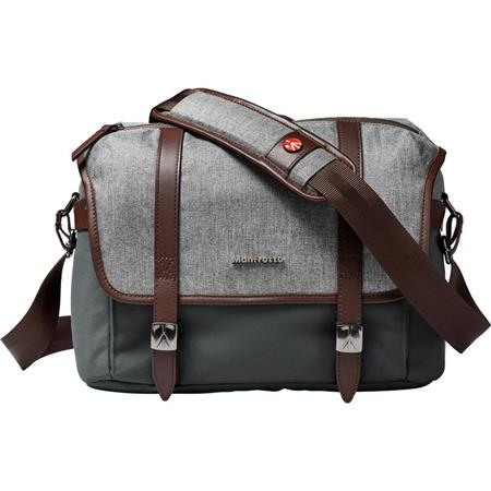 Manfrotto Lifestyle Windsor Messenger Bag for Premium CSC Camera ... e933cab33bee1