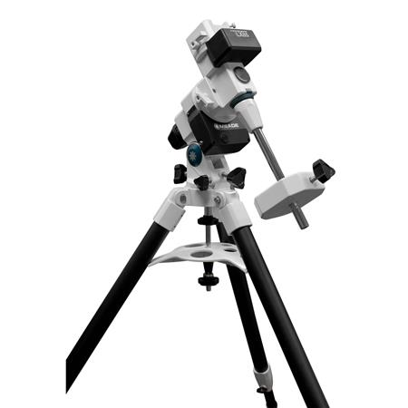 Meade LX85 GoTo German Equatorial Telescope Mount with Tripod and AudioStar  Hand Controller, 33 Lbs Capacity