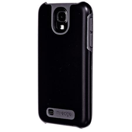 super popular 79723 21500 M-Edge Echo Case for Samsung Galaxy S4, Black / Gr GS4-EC-P-BGI