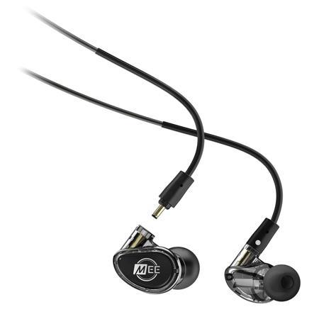 MEE audio MX1 PRO Dynamic Single-Driver Modular In-Ear Monitors, Smoke