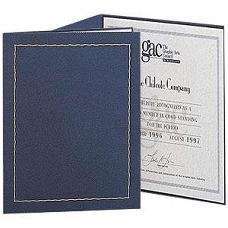 Certificate Folder Frame, For 8.5x11\