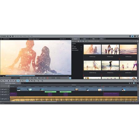 Magix Movie Edit Pro Video Editing Software Download