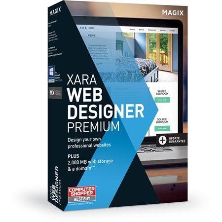 Magix Xara Web Designer Premium Software Download Anr006418esd