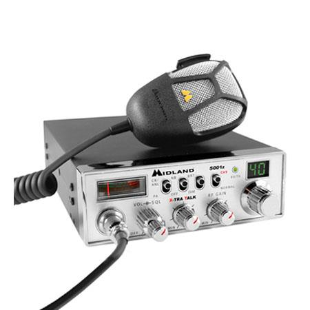 Midland 5001Z 40 Channel CB Radio: Picture 1 regular