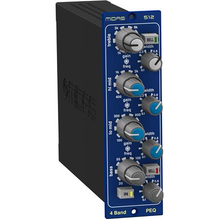 The Early Grades Are Key To Equalizing >> Midas 4 Band Fully Parametric Equalizer Based On Midas Heritage