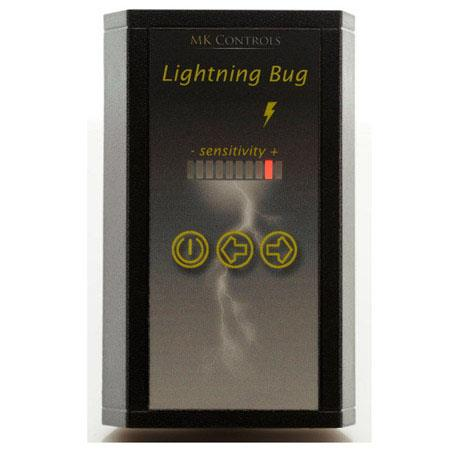 Mk Controls Lightning Bug Camera Trigger For Photographing Bolts Cable Not Included