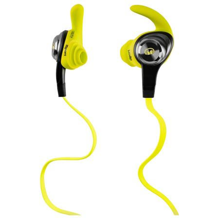acfdbc6d1aa Monster Cable iSport Intensity In-Ear Headphones with Microphones ...