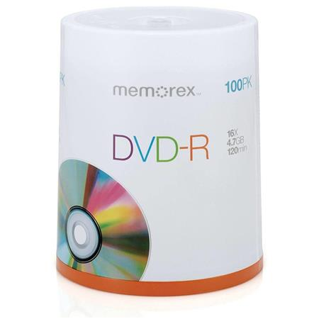 Memorex Disk DVD-R (4.7GB) 16x: Picture 1 regular