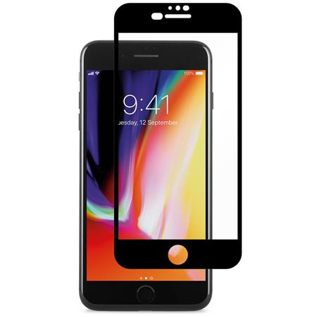 low priced a8551 31001 Moshi iVisor Anti-Glare Screen Protector for iPhone 8 Plus, Black  (Clear/Matte)