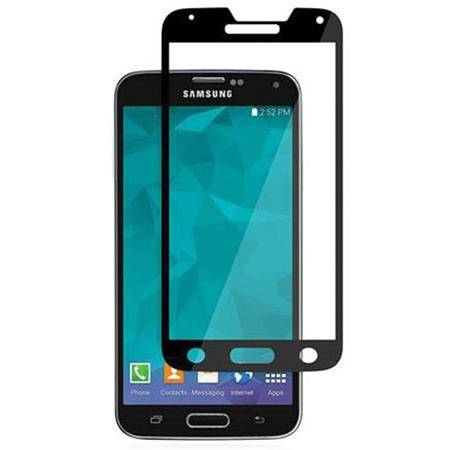 Moshi iVisor XT Crystal Clear Screen Protector for Samsung Galaxy S5, Black