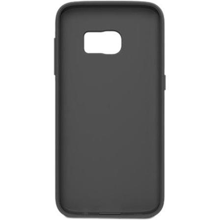 huge selection of 2416b ab510 Moshi iGlaze Napa Vegan Leather Case for Samsung Galaxy S7, Onyx Black