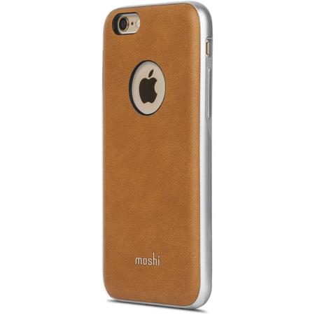 the latest 5564c d61a5 Moshi iGlaze Napa Case for iPhone 6/6s, Beige