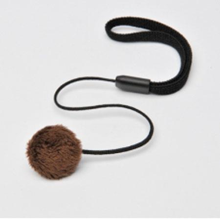 Mod Brown Minky Cap Saver: Picture 1 regular