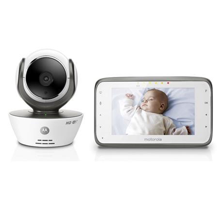 Motorola Dual Mode Baby Monitor With 4 3 Quot Lcd And Ptz