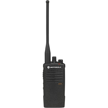 Motorola RDX Business Series RDU4100 10 Channel Two-Way UHF Radio