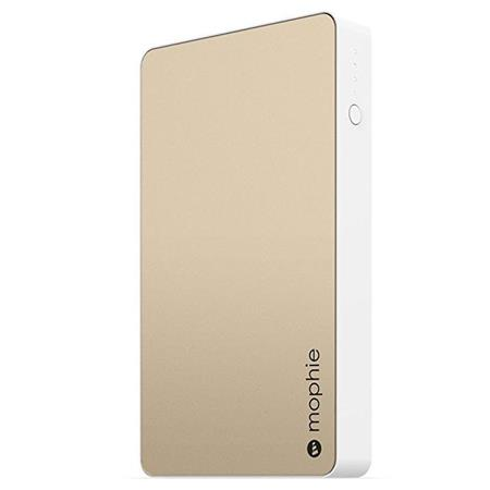 competitive price a9da1 2e9c4 Mophie Powerstation External Battery for Smartphones, Tablets and USB  Devices, 6,000mAh, Gold