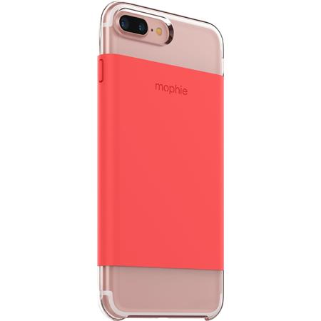more photos 575e2 d1a01 Mophie Hold Force Wrap Base Case for iPhone 7, Coral