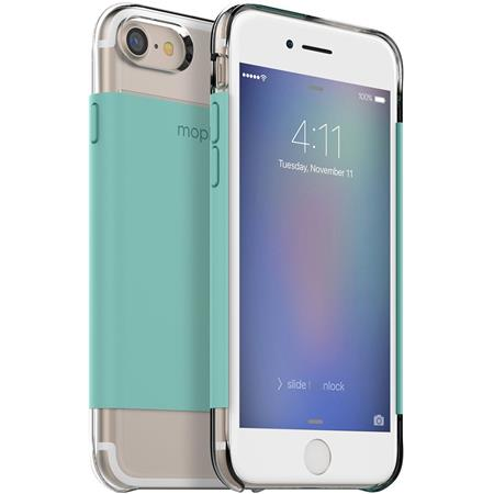 sports shoes ca9e7 6690c Mophie Hold Force Wrap Base Case for iPhone 7, Mint