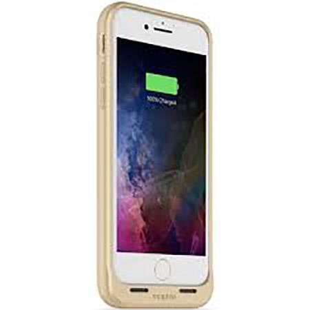 sneakers for cheap a3684 f4cbc Mophie Juice Pack Air Battery Case for iPhone 7/8, Gold