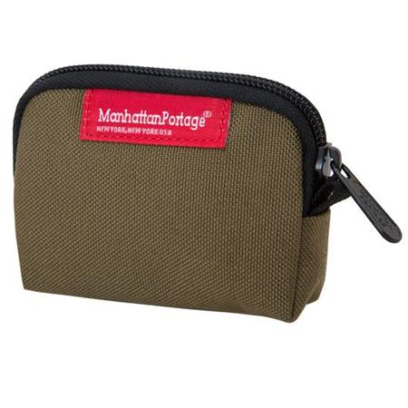 Manhattan Portage Coin Purse, Khaki 1008 KHK - Adorama