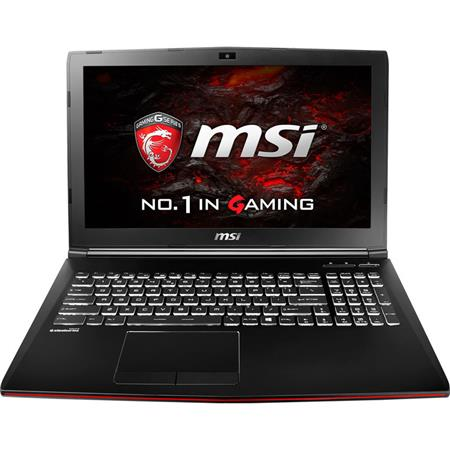 MSI GP62MVR 15.6