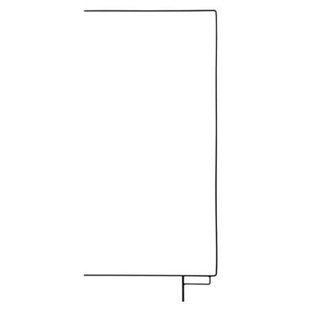 Matthews 24x48 inch Open End Scrim Frame 529182