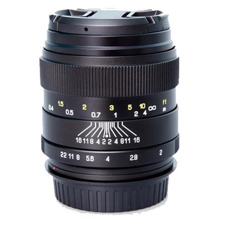 mitakon zhongyi mitakon creator 35mm f 2 lens for nikon f digital rh adorama com Zoom Lenses for Nikon Cameras nikon manual focus lenses on digital cameras