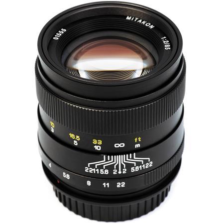mitakon 85mm f 2 lens for canon ef mount dslr cameras manual focus rh adorama com canon ef 35mm slr camera manual canon ef camera manual pdf