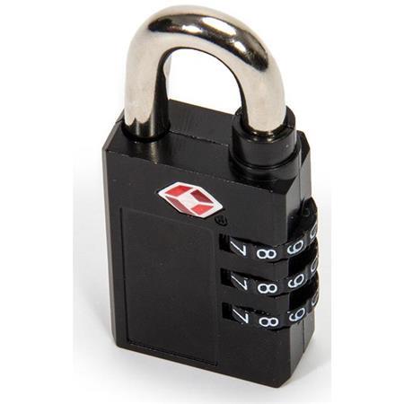 Nanuk padlock w//logo