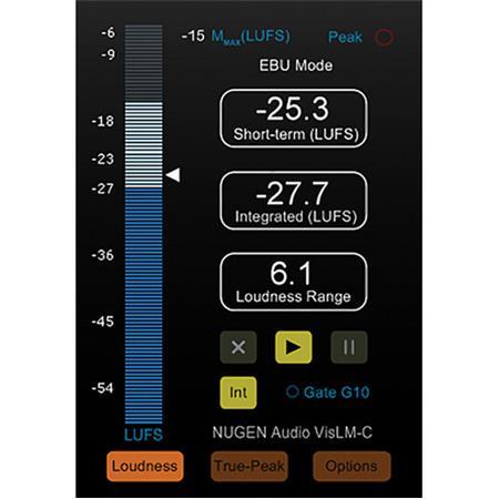 loudness meter vst free download