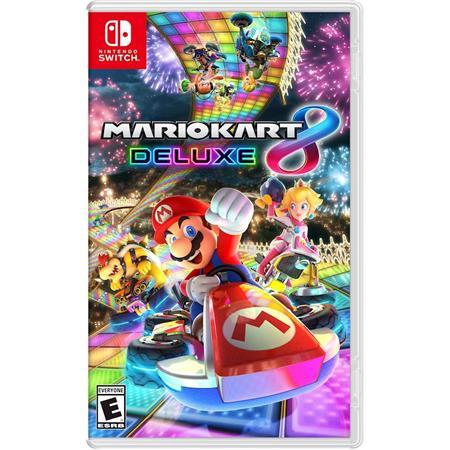 Mario Kart 8 Deluxe For Nintendo Switch Hacpaabpa Adorama