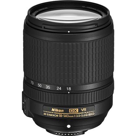 Nikon AF-S DX 18-140mm VR Zoom Lens
