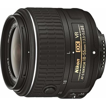 Nikon 18-55 f/3.5-5.6G-S VR II: Picture 1 regular