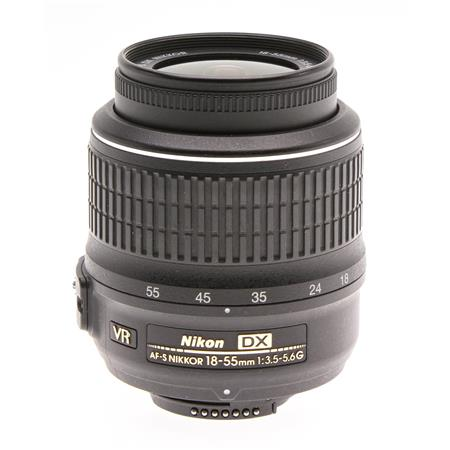 Nikon 18-55mm f/3.5-5.6G-S VR: Picture 1 regular