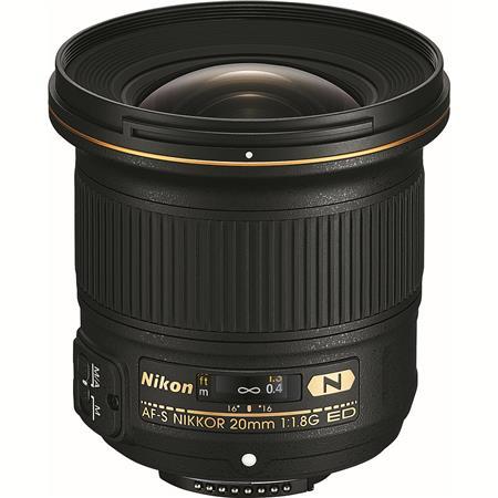 Lens Hood Wide Angle Metal 77mm black for Nikon AF-S 20 mm 1,8 G ED
