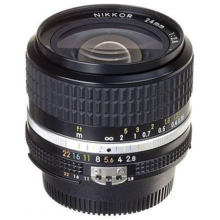 Nikon 24mm F/2.8: Picture 1 regular