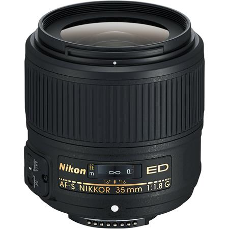 Nikon 35mm f/1.8G-S ED: Picture 1 regular