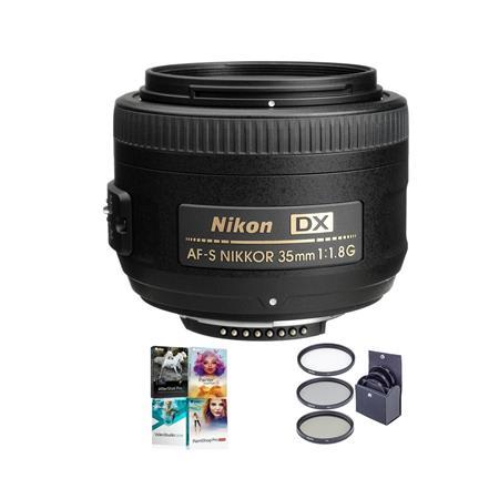 Nikon 35mm f/1.8G-S DX: Picture 1 regular