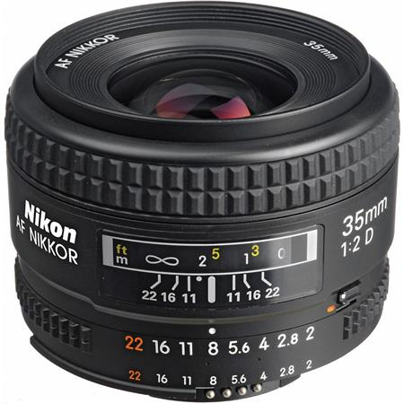 Nikon 35mm F/2: Picture 1 regular