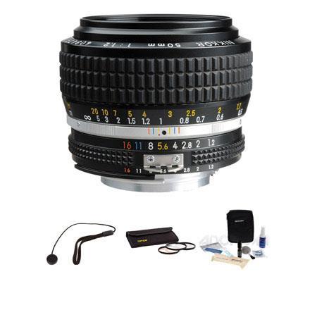 Nikon 50mm F/1.2: Picture 1 regular