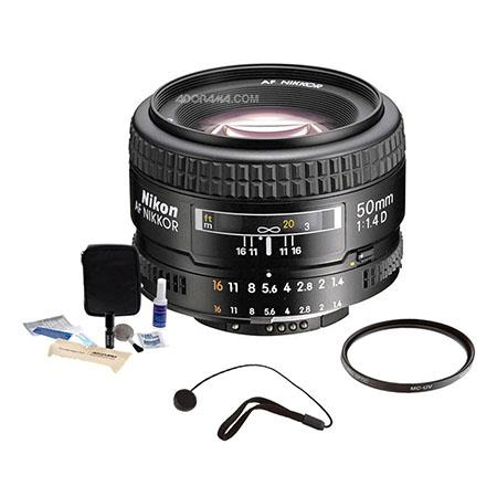 Nikon 50mm f/1.4D: Picture 1 regular