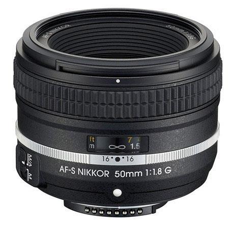 Nikon AF-S 50mm f/1.8G Special: Picture 1 regular